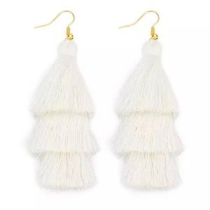 *2 for $8* Brand new - 3 Layer Tassel Earring